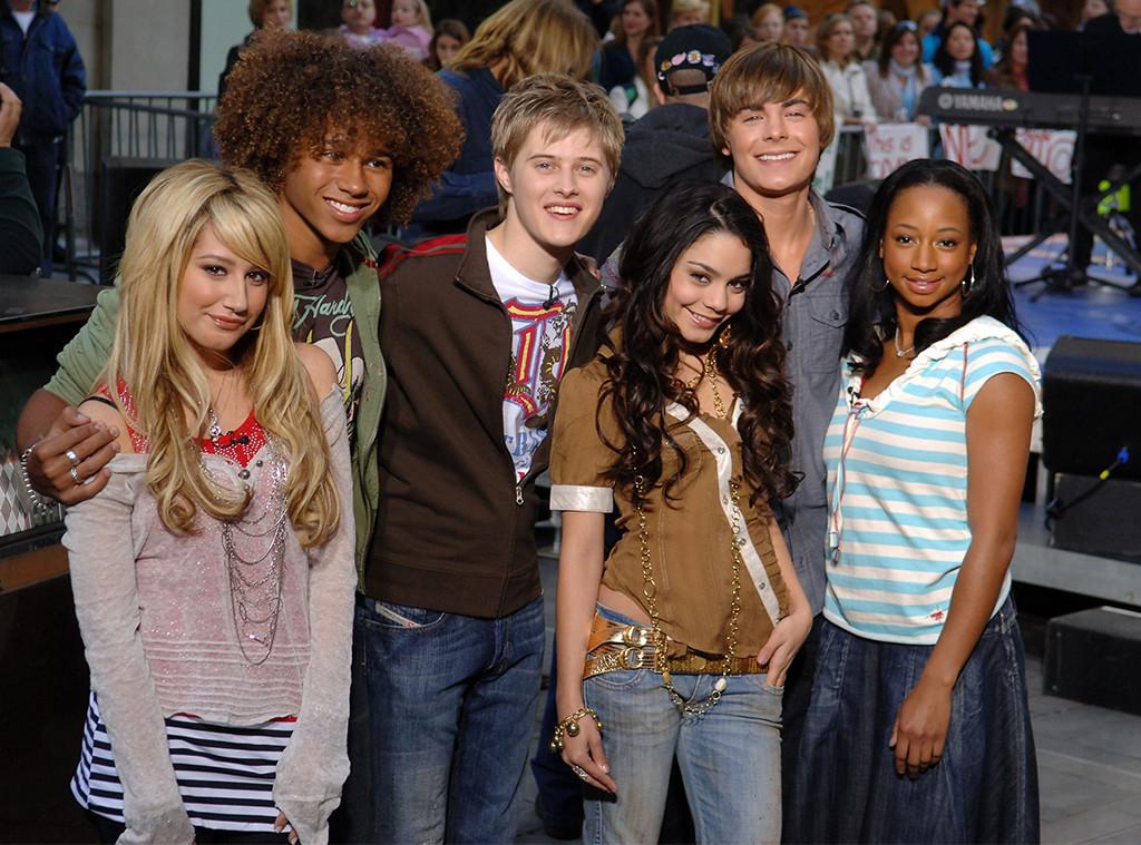 High School Musical Cast, 2006