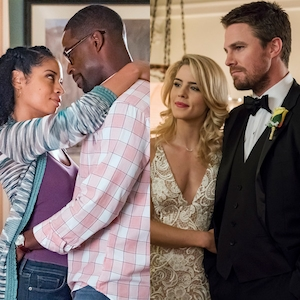 TV's top couple, This is Us, Arrow, The Flash, Riverdale