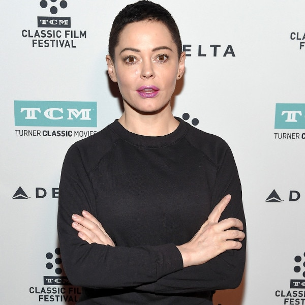 Harvey Weinstein hits back at 'bold-faced lies' of accuser Rose McGowan
