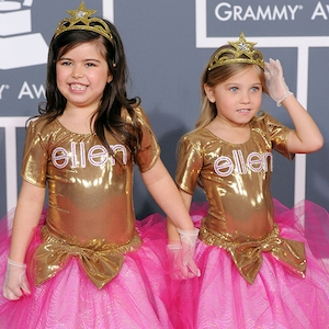 Sophia Grace and Rosie, 2012
