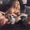 Heidi Montag, breastfeeding