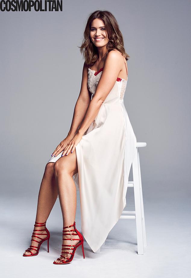 Mandy Moore, Cosmopolitan Magazine