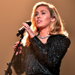 Miley Cyrus, MusiCares Person Of The Year, 2018