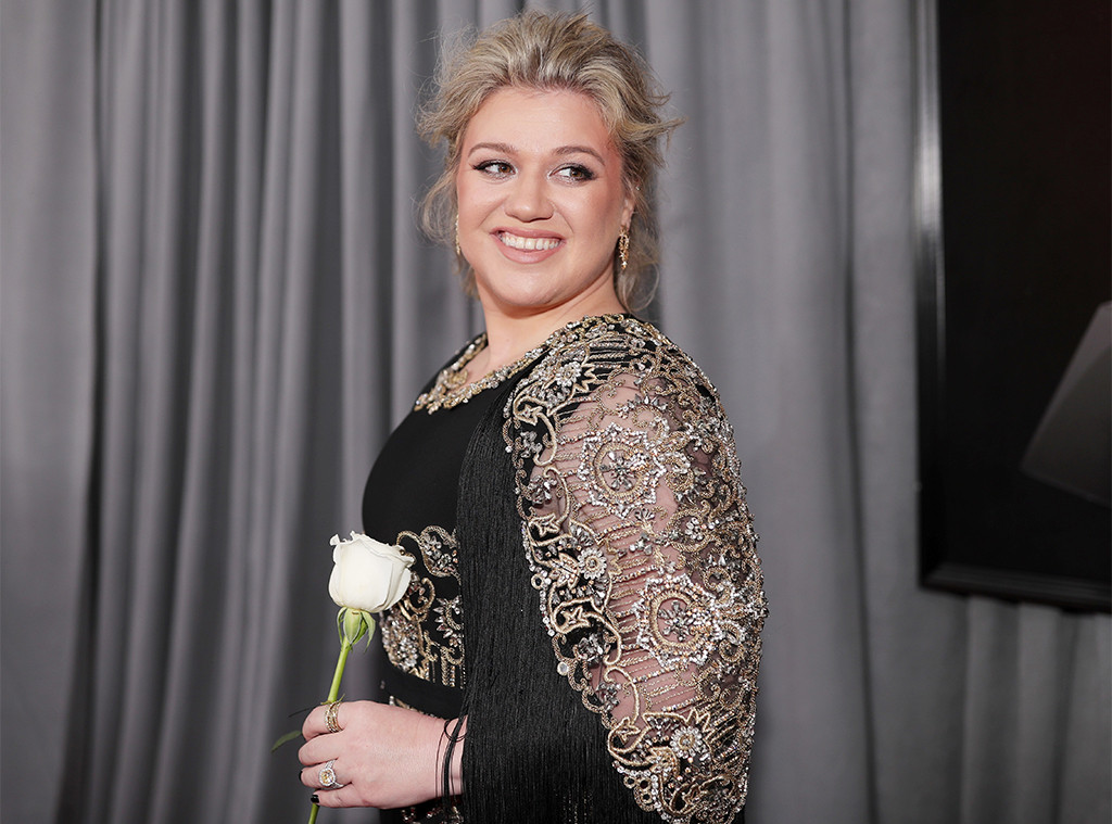 Kelly Clarkson, 2018 Grammy Awards