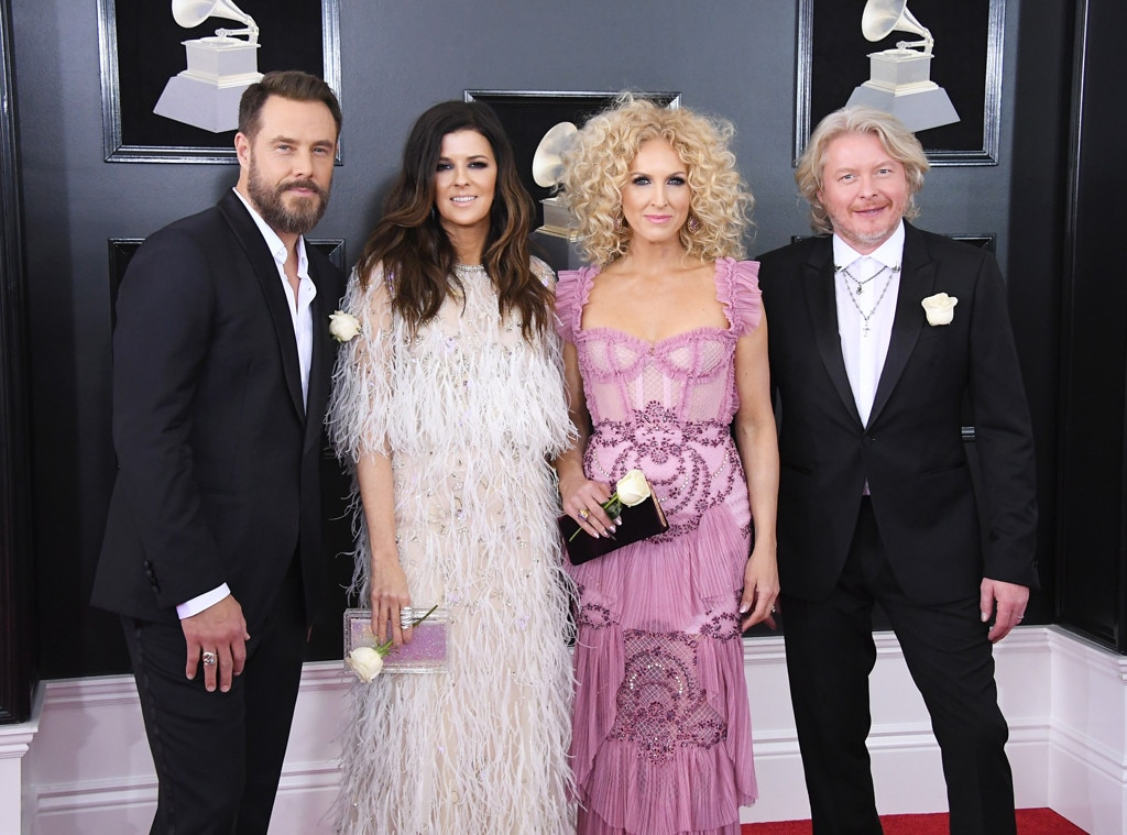 Little Big Town: Roses Are White, Carpet Is Red