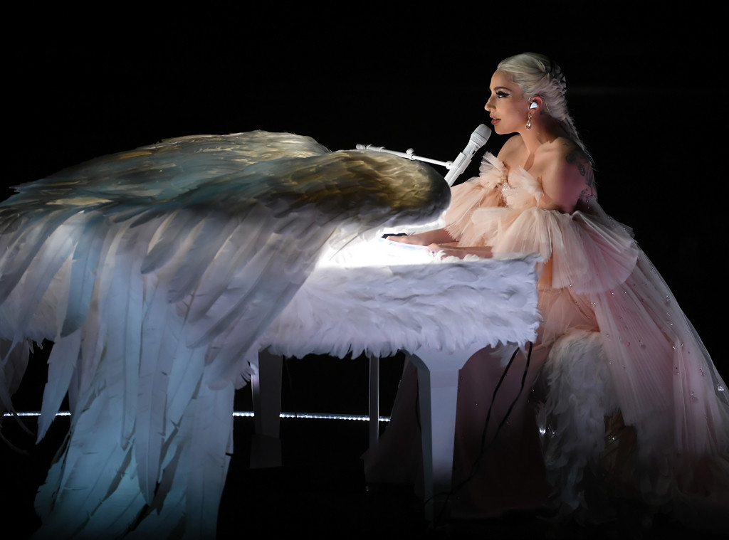 Lady Gaga, 2018, Grammy Awards