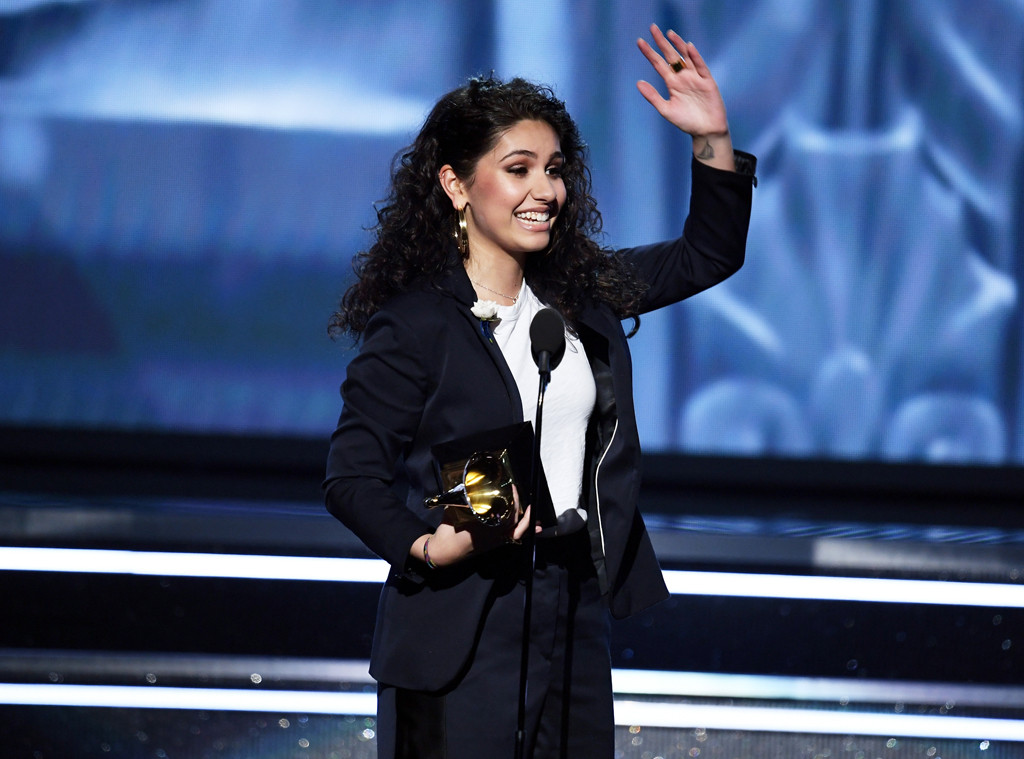 Alessia Cara, 2018, Grammy Awards, Best New Artist, Winner, Winners