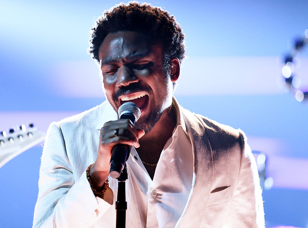 Childish Gambino, 2018 Grammy Awards, Performances
