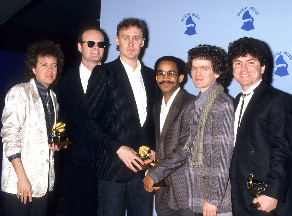 Bruce Hornsby and the Range, 1987, Grammys, Grammy Awards