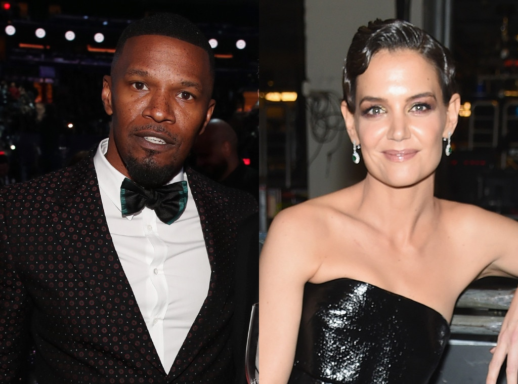 Katie Holmes And Jamie Foxx Are Spotted On a Date Night
