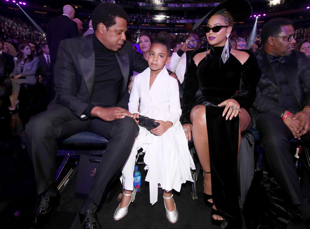 Jay-Z, Blue Ivy, Beyonce, Grammy Awards