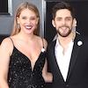 Lauren Akins, Thomas Rhett, 2018 Grammy Awards, Couples