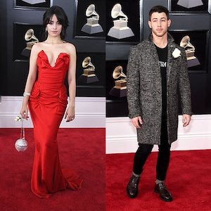 2018, Grammy Awards, Nick Jonas, Camila Cabello
