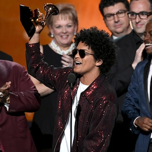 Mary-Kay Coyne, Bruno Mars, Album of the Year, 2018 Grammy Awards, Winners, 2018 Grammys, 2018, Winner