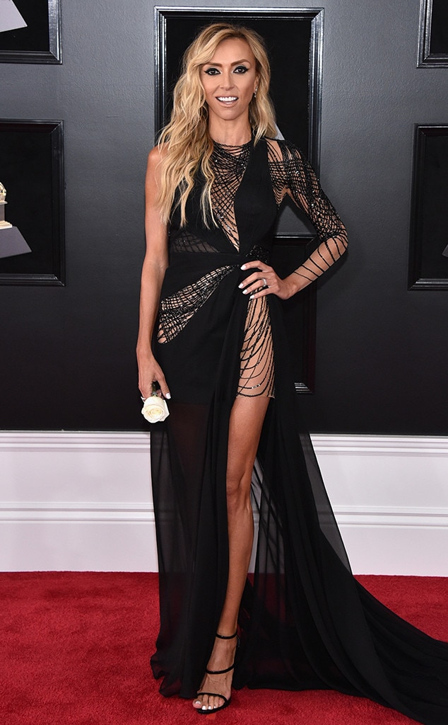 2018 Grammys Red Carpet Fashion Giuliana Rancic, 2018 Grammy Awards, Red Carpet Fashions