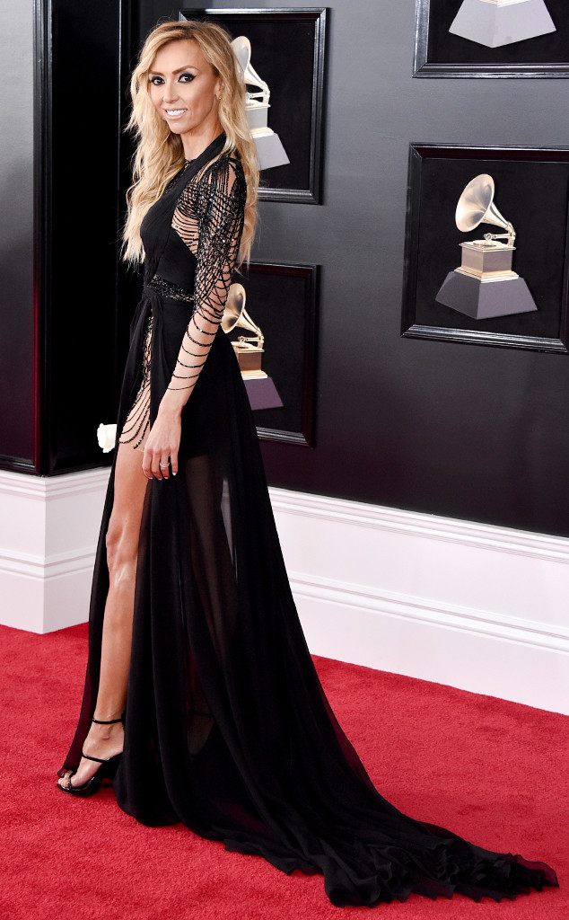 Giuliana Rancicu0026#39;s Grammy Awards 2018 Dress Is Everything | E! News