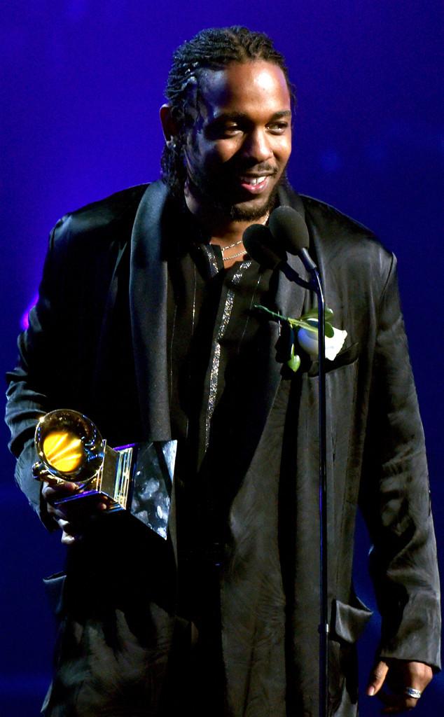 Kendrick Lamar, 2018 Grammy Awards, Winners