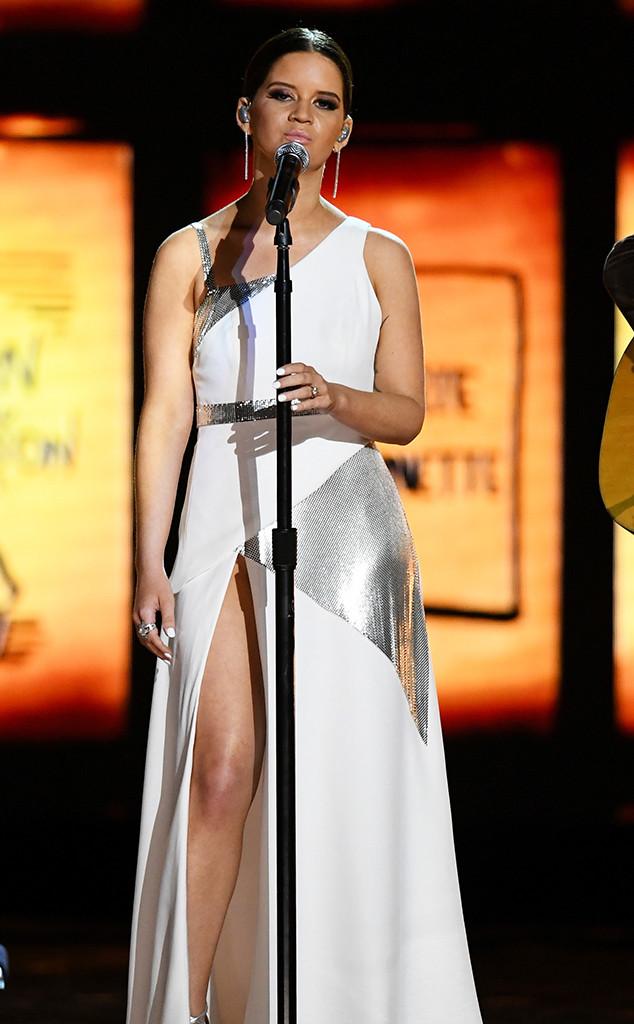 Maren Morris, 2018 Grammy Awards, Performances