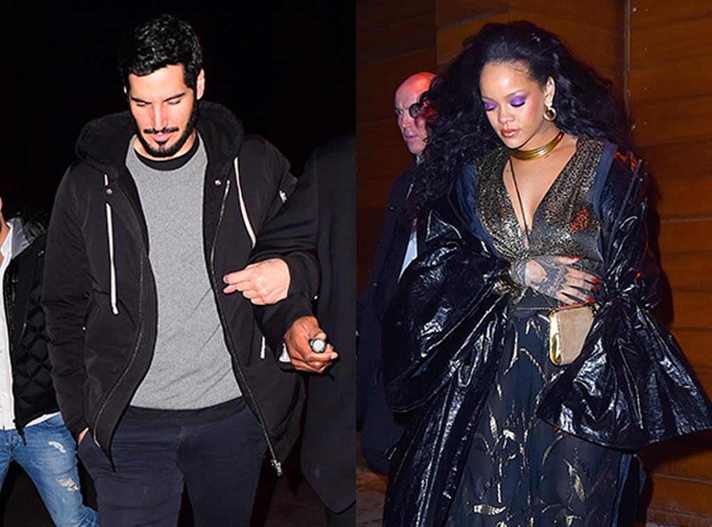 Who Is Rihanna Dating Jan 2018