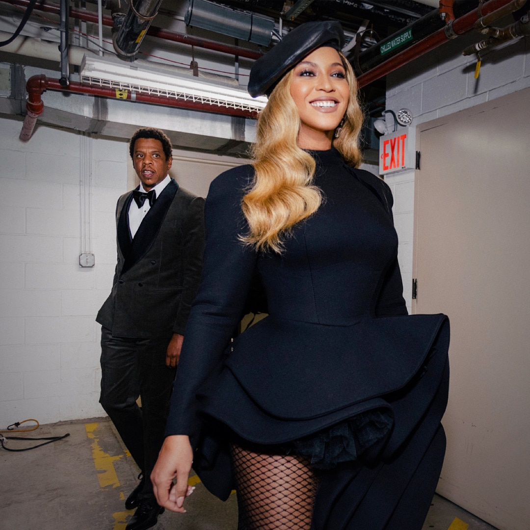 Jay Z and Beyonce Headline Clive Davis Awesome Pre-Grammy Party!!!