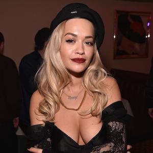 Rita Ora, 2018 Grammy Awards, Party Pics