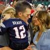 Tom Brady Hangs Up on Radio Hosts in His Daughter's Defense