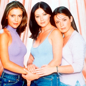 Alyssa Milano, Holly Marie Combs, Shannen Doherty, Charmed