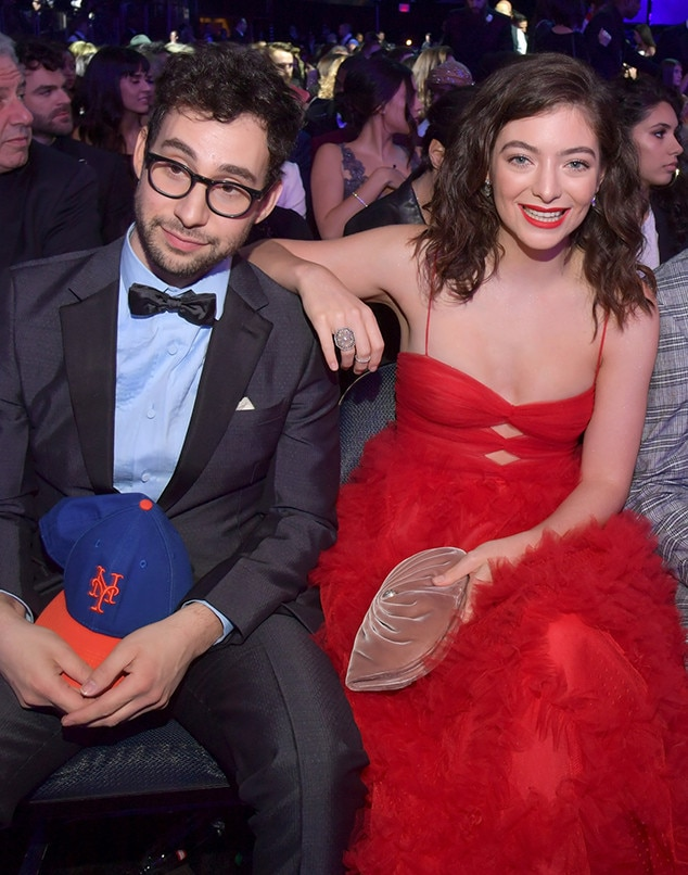 Lorde & Jack Antonoff Got Cozy, But She Says They're Not Dating