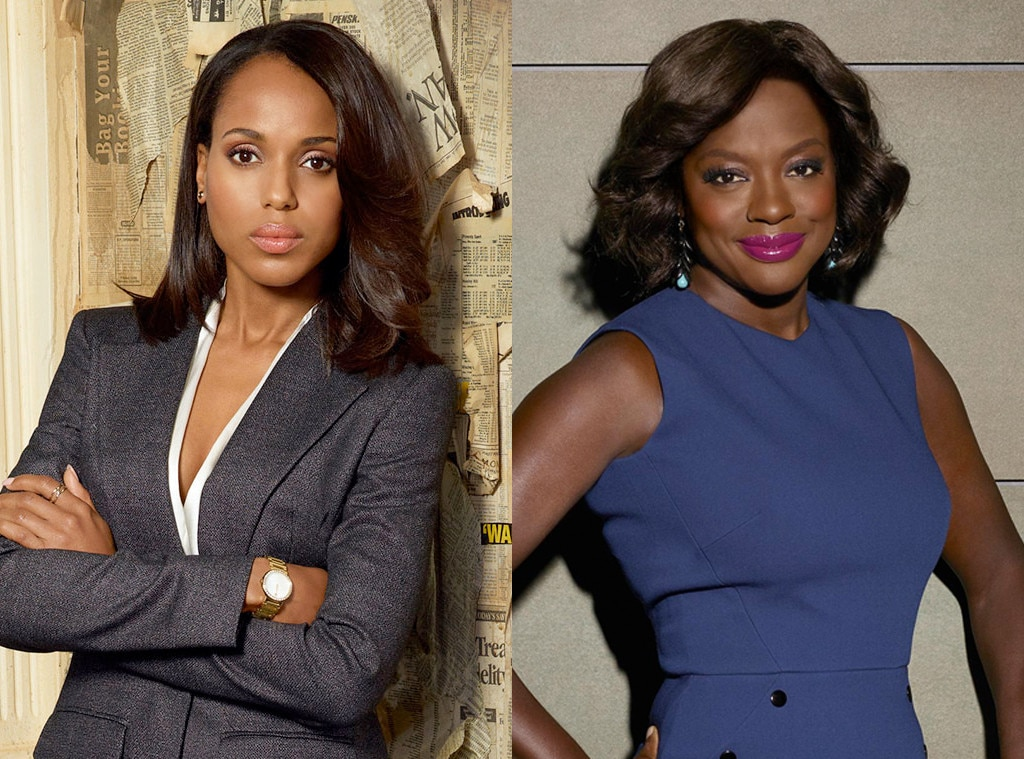 Scandal & How to Get Away With Murder Crossover in the Works