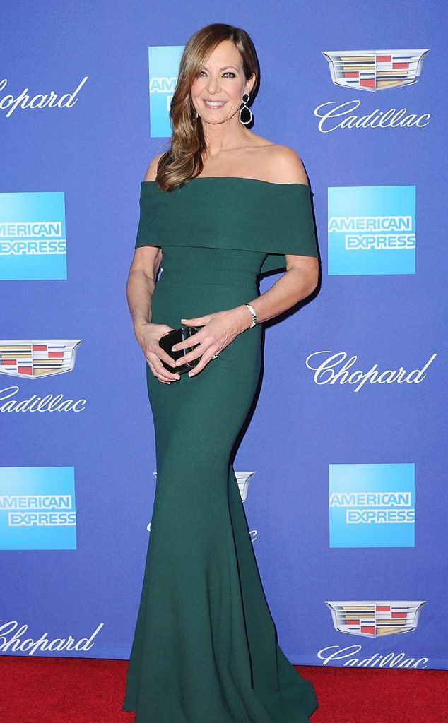 Allison Janney Doesn't Have A Golden Globes Gown Yet But Will Wear Black In Protest