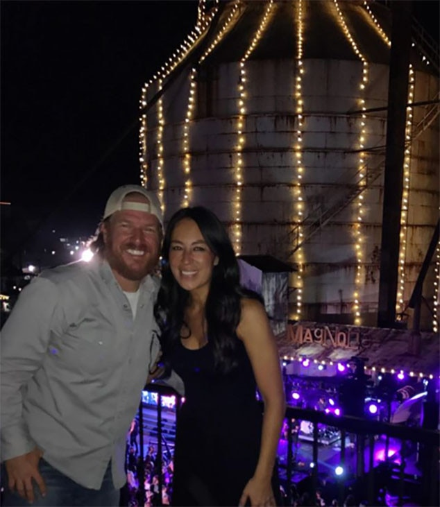 Chip And Joanna Gaines Share Photos From The Romantic