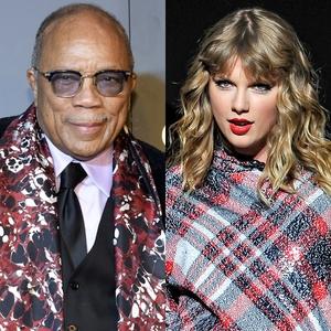 Quincy Jones, Taylor Swift
