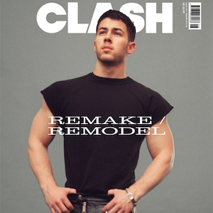 Nick Jonas, Clash Magazine