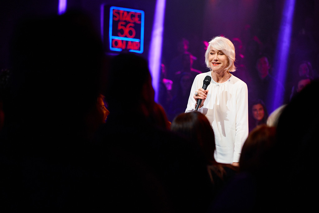 Helen Mirren, The Late Late Show With James Corden
