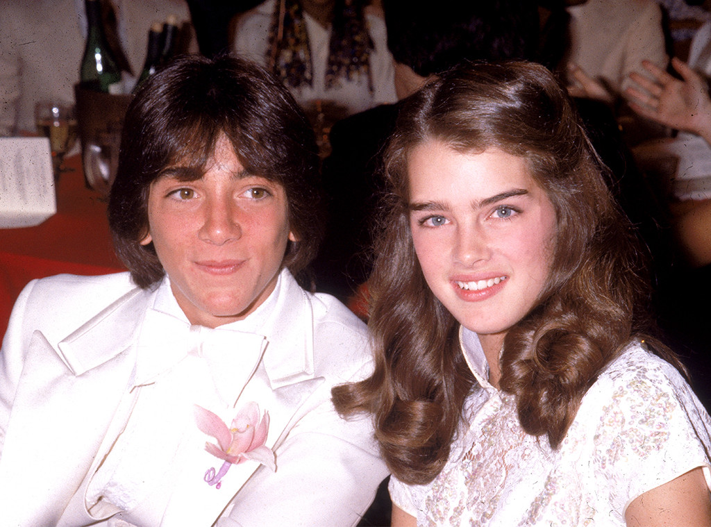 Scott Baio, Brooke Shields, 1978