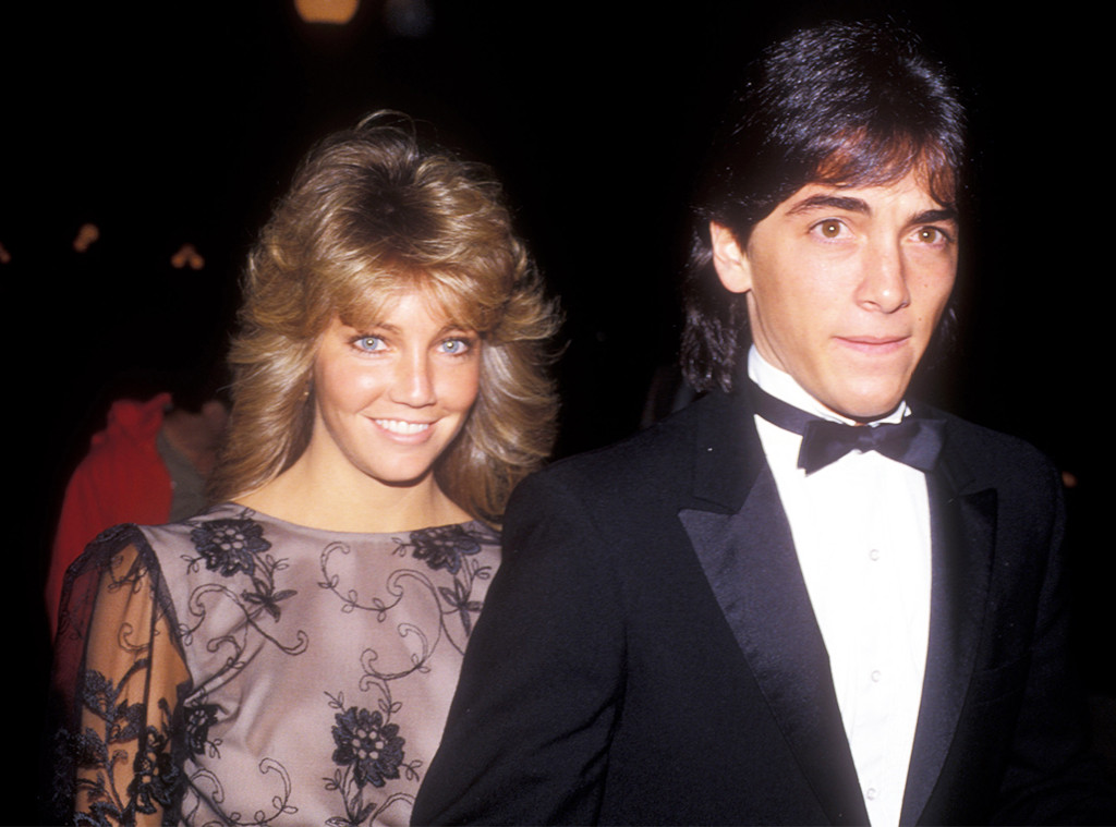 Scott Baio, Heather Locklear, 1983