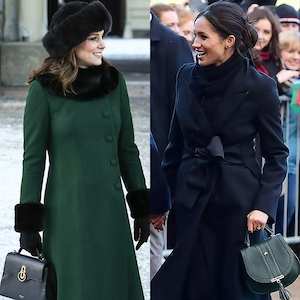 Kate Middleton, Meghan Markle, Purse