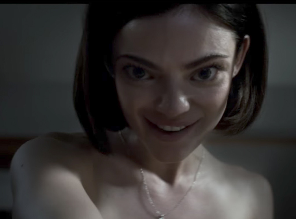 Lucy Hale Strangles Tyler Posey While Having Sex in Truth ...
