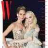 Emma Stone, Jennifer Lawrence, W Magazine
