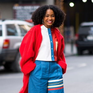 ESC: Best Dressed, Yara Shahidi