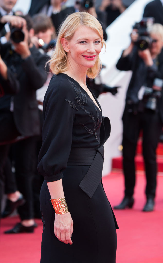 Cate Blanchett, Cannes