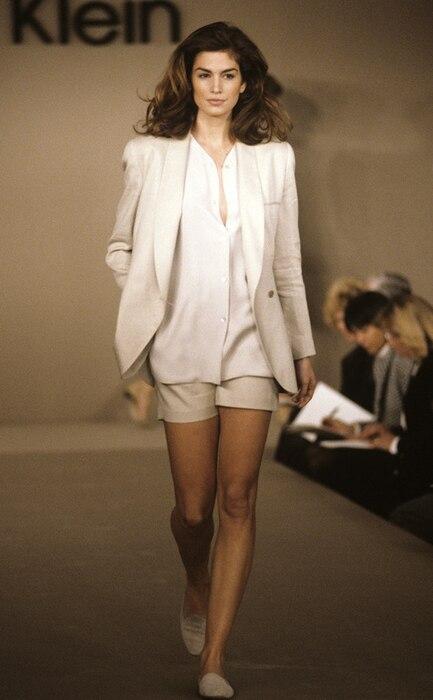 Cindy Crawford, Calvin Klein, 1991