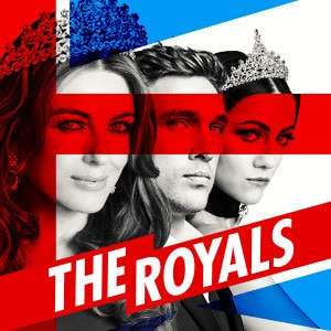 The Royals Season 4 Show page Assets