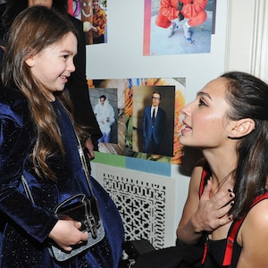 Brooklynn Prince, Gal Gadot, W Magazine, 2018 Golden Globes Party Pics