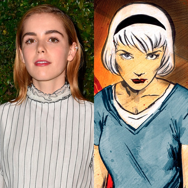 The Sabrina the Teenage Witch reboot has found its Harvey
