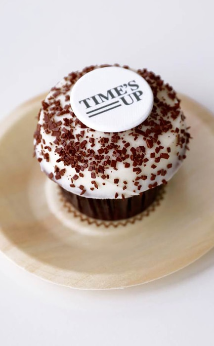 Sprinkles Time's Up Cupcake