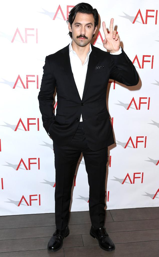 Milo Ventimiglia, 2018 AFI Awards