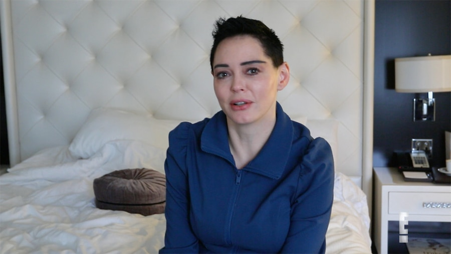 CITIZEN ROSE, Rose McGowan