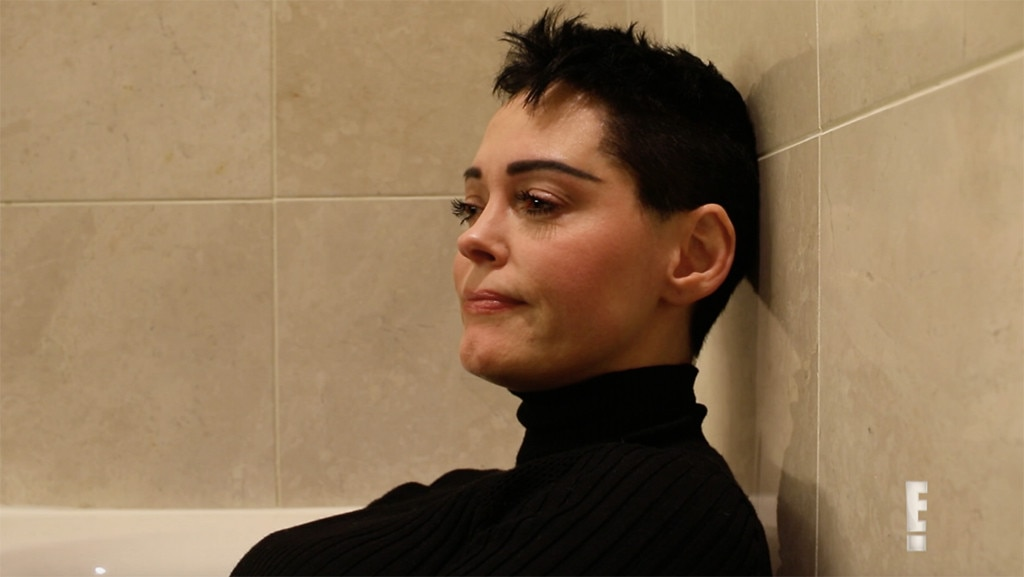 Rose McGowan developing #MeToo activism into her own E! reality show