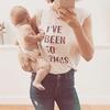 Lauren Conrad, Son, Baby, Liam, Paris, T-Shirt